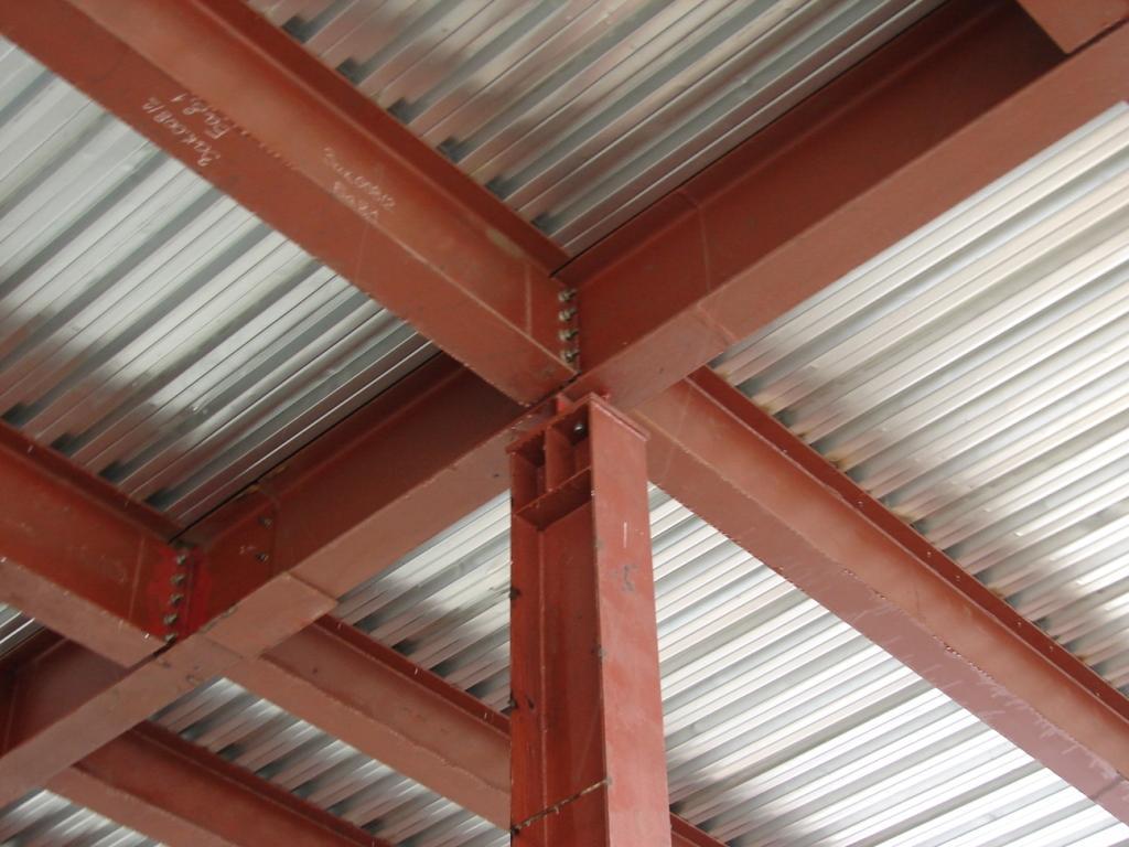 Экспертиза стальных конструкций