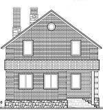 Проект дома М-03-105