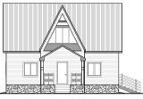 Проект дома М-02-106