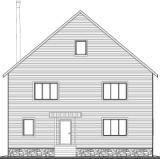 Проект дома Т-02-104