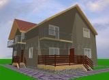 Проект дома Р-02-101