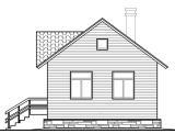 Проект дома C-01-102