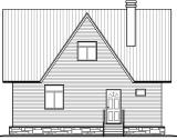 Проект дома C-02-103
